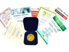 Качественная сертифицированная продукция