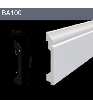 Напольный плинтус BA100