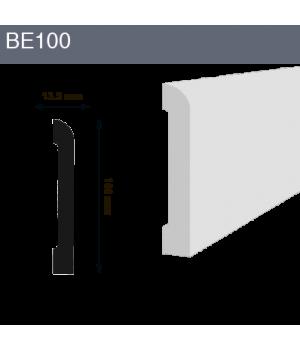 Напольный плинтус BE100