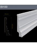 Напольный плинтус BI100