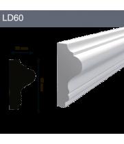 Декоративный молдинг LD60