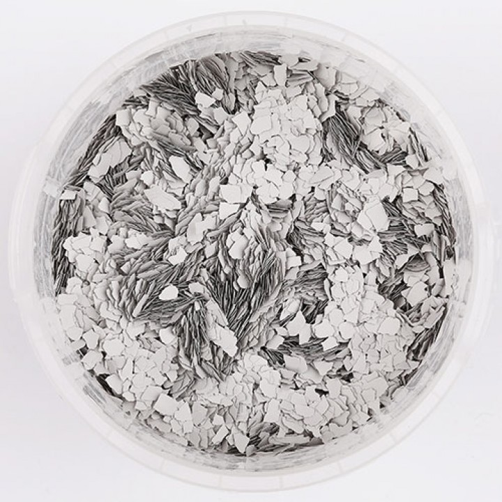 Флоковое покрытие (Цвет №1 Серый)