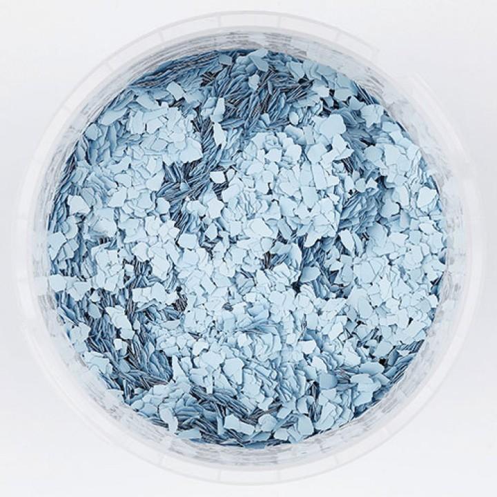 Флоковое покрытие (Цвет №6 Св. голубой)