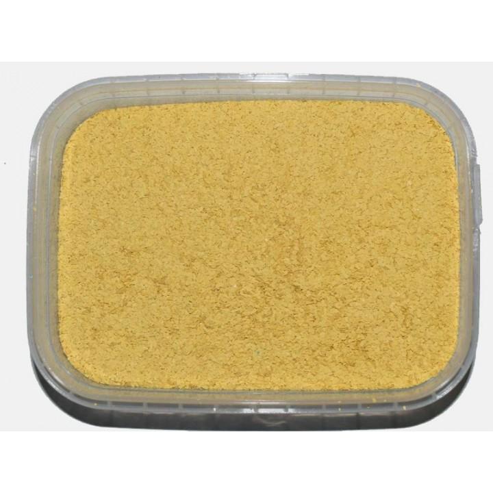 Флоковое покрытие Кварц (Цвет №2К Желтый)