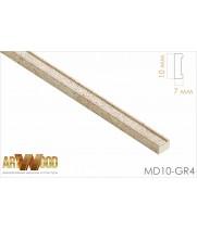 Декоративный молдинг MD10-GR4