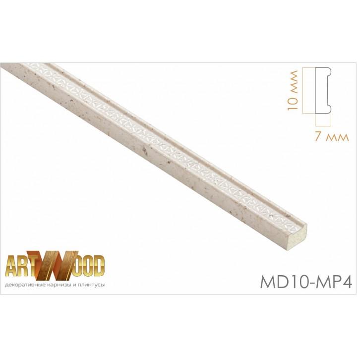 Декоративный молдинг MD10-MP4
