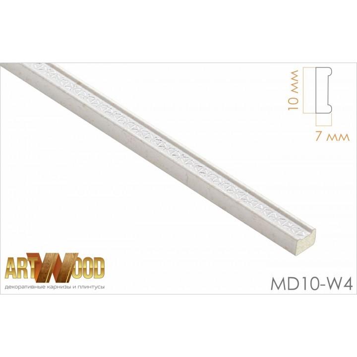 Декоративный молдинг MD10-W4