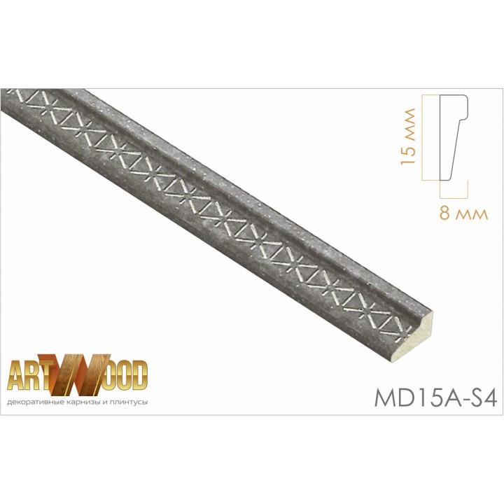 Декоративный молдинг MD15А-S4