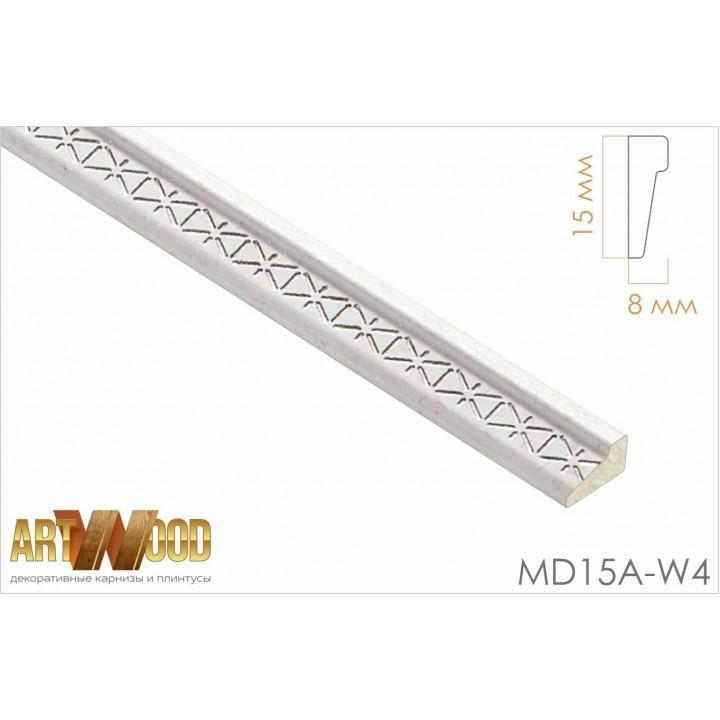 Декоративный молдинг MD15А-W4